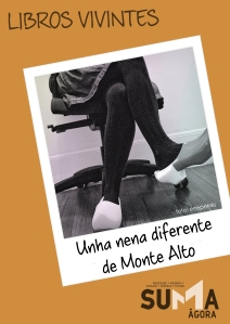Unha nena diferente de Monte Alto