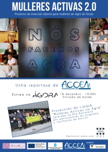 Cartel Estreno Ágora
