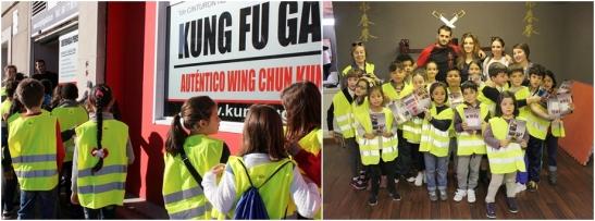kung fu galicia