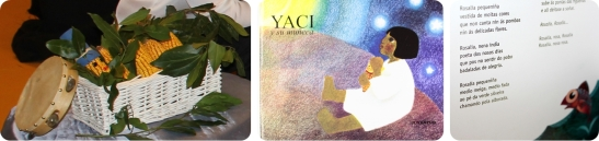 Yaci e a súa boneca, conto popular do Brasil, editorial Juventud