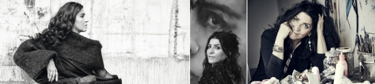 """O estilo das súas pinceladas lembran a Lucien Freud e Francis Bacon, dous dos seus autores favoritos e fonte de inspiración. A propia Lita afirma que """"as pinceladas neuróticas de Freud representan o lado máis esquecido da sociedade, co que empatiza especialmente"""""""